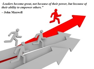 leadership power - John Maxwell