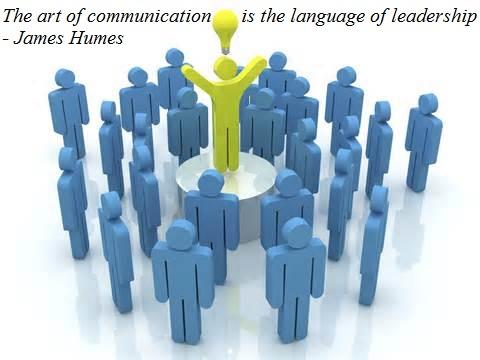 Communicating as a leader - denisgmclaughlin com