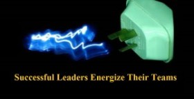 successful leaders energize