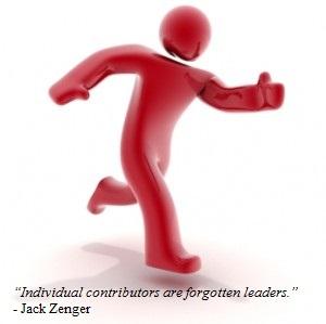 lead like an individual contributor