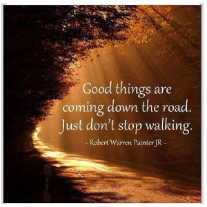 long road of success
