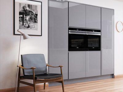 kitchen_stori_strada_gloss_dust_grey_and_light_grey_oven_wall_unit_RGB
