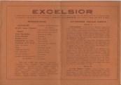 """Brochure del film """"Excelsior"""", di Luca Comerio, (Comerio Film 1913) - Collezione Denis Lotti"""