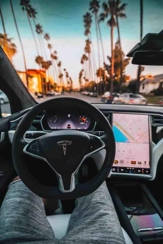 The Tesla Business Model Canvas