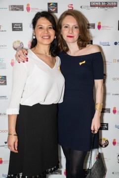 Yasmine Candau et Sophie Brafman