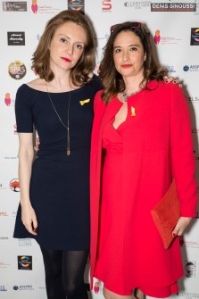 Sophie Brafman et Esther Meyniel