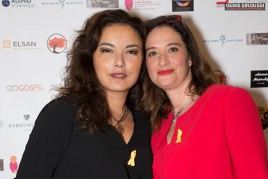 Anaïs Baydemir et Esther Meyniel