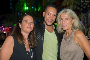 Chris V., Esther Meyniel, Marie Menager Guerin