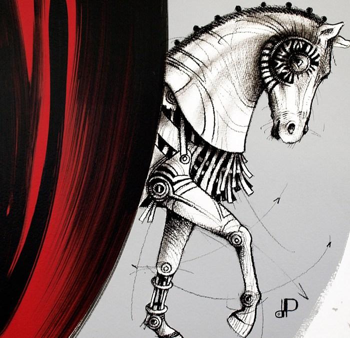 Equus caballus 19