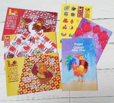 Spesial di Tahun Ayam Api 2017 – Posnesia
