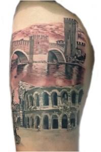 Arena di Verona e Castel Vecchio
