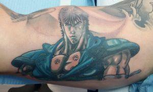 Tatuaggio Kenshiro