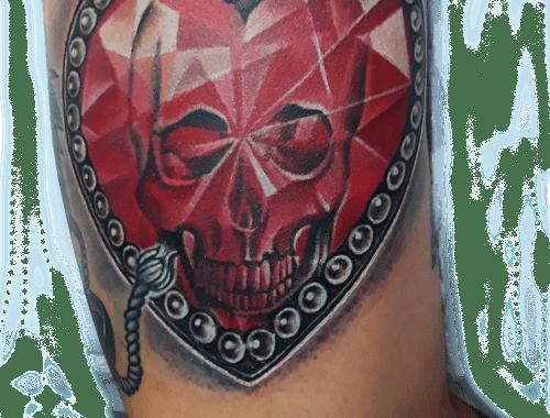 Denis Trevisani Tattoo Studio - Tatuaggio Cuore