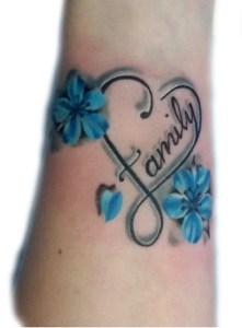 Tatuaggio Famiglia 4