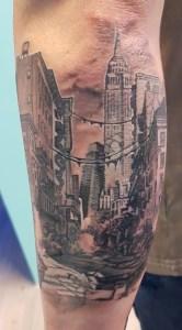 Tatuaggio realistico