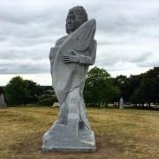 Breizh Sculpture at La Vallee des Saints