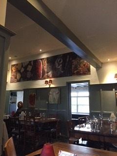 Pub dining room in Tunbridge Wells - Black Pig