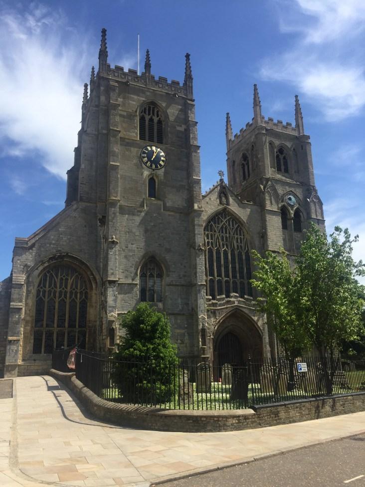 Kings Lynn Norfolk, Minster