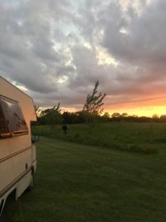 Lodge Farm Meadow campsite