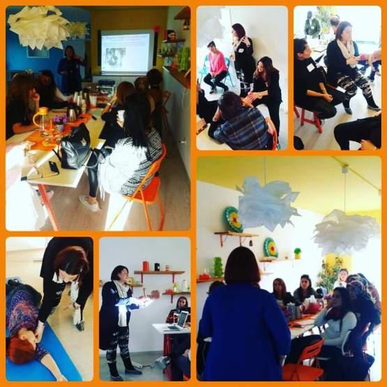 13 ve 14 Kasım 2015 tarihlerinde Ankara Muzipo Kids Ümitköy'de çok keyifli ve verimli iki eğitim gerçekleştirdik. Anneler,babalar ve bakıcılar ile hayat kurtaran bilgileri paylaştık.