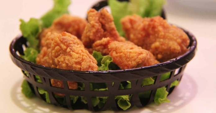 Çıtır Tavuk