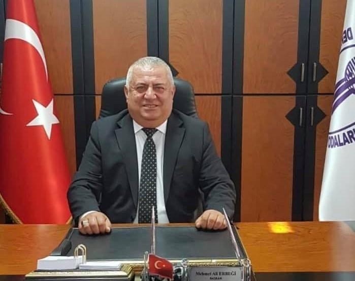 """DESOB Başkanı Erbeği; """"Denizli'deki küçük odalar birleşmeli"""""""