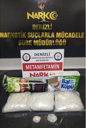 Uyuşturucuyu meyve suyu kutusuna gizleyen tacirlere operasyon: 28 gözaltı