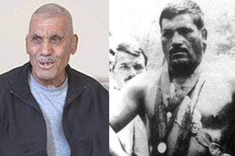 Başkan Arslan Milli Güreşçiyi Kara Hasan'ı unutmadı