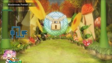 Area chiusa che può essere sbloccata esplorando maggiormente il dungeon