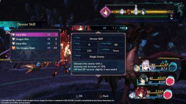 Dragon Star Varnir devour skills