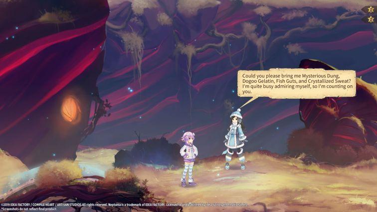 Super Neptunia RPG Quest
