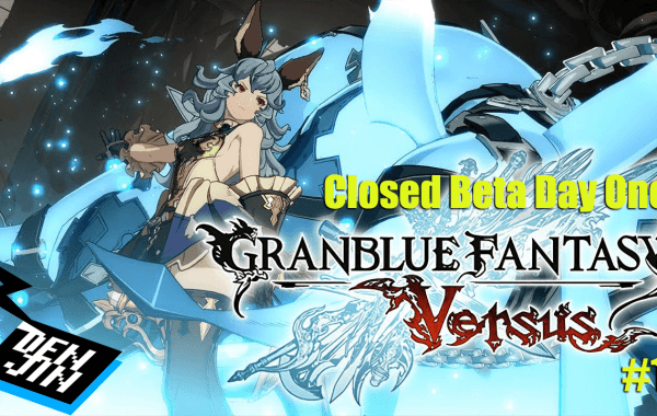 granblue fantasy versus closed beta