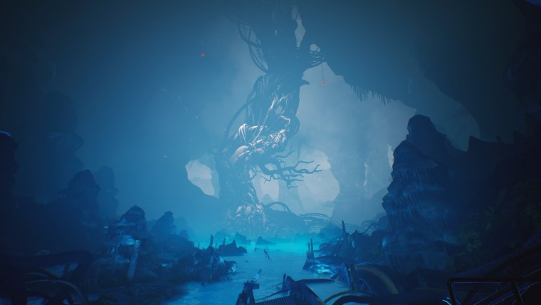 alberi sotterranei in paradise lost