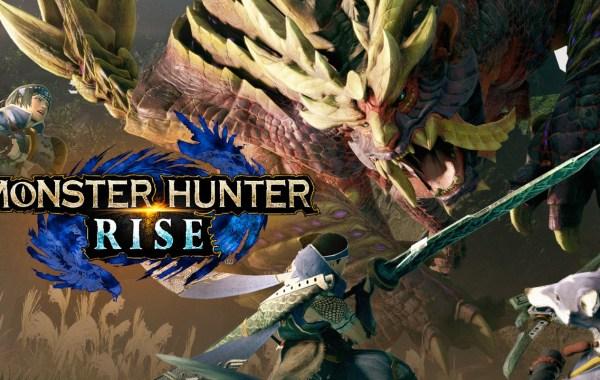 banner monster hunter rise