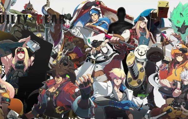 guilty gear strive cast