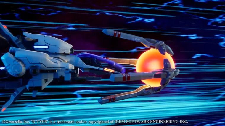 r-type final 2 cutscene