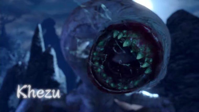 khezu monster hunter rise