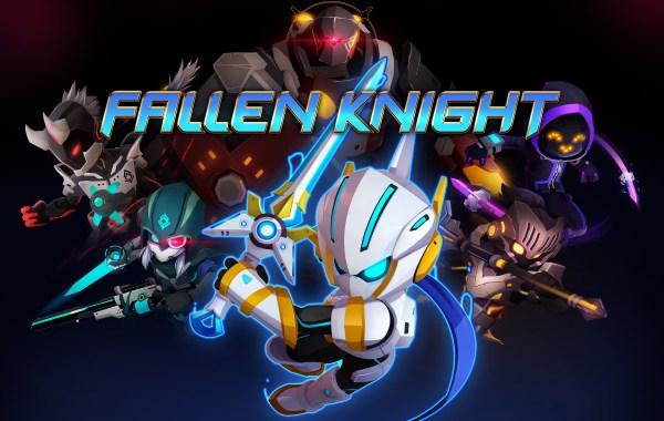 fallen knight recensione copertina