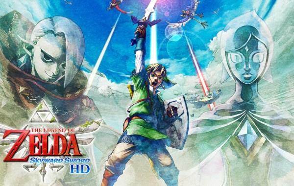 skyward sword hd recensione copertina
