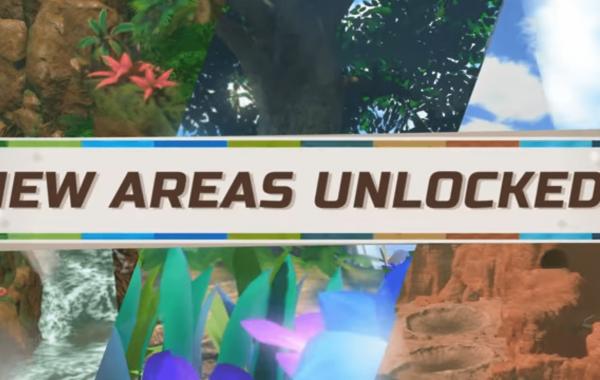 new pokemon snap aggiornamento