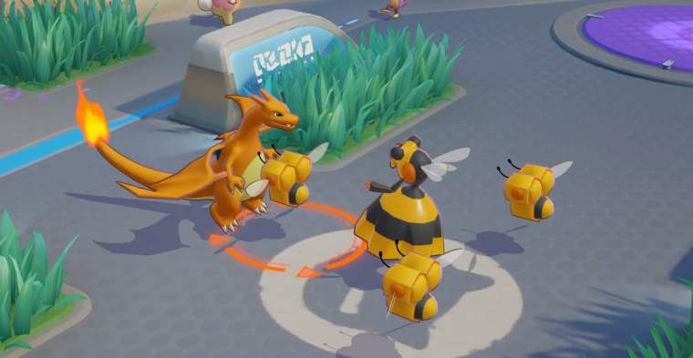 pokemon unite zapdos jungling