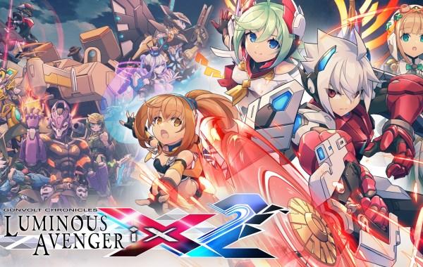 Luminous Avenger iX 2 Banner