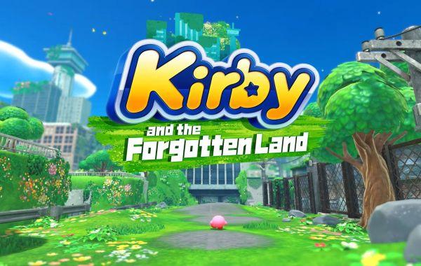 kirby terra perduta 2022 3D