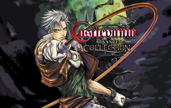 castlevania advance collection recensione copertina