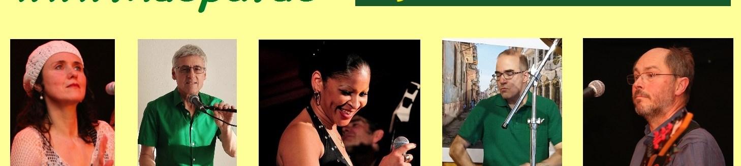 Freitag, 25.9.2020, 19 Uhr – LIVE STREAM: Huepa – calor latino!