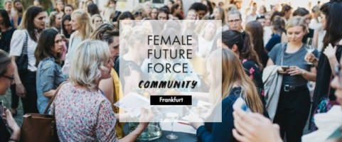 Sonntag, 1.12.2019: 11-14 Uhr Female Future Force – Fuck-Up Brunch