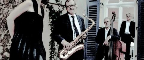 """Samstag, 15.12.2018, 20:00 Uhr – """"Chanson Jazz Quartett"""""""