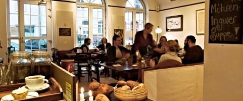 Das Kulturcafé schließt ab Oktober coronabedingt.