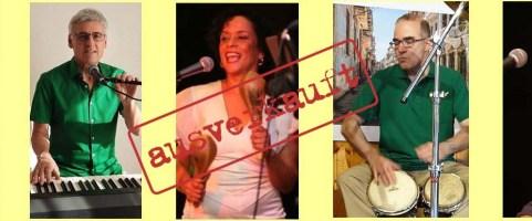 Freitag, 9. Juli 2021, 20 Uhr: Live-Stream mit Publikum: Huepa – Calor Latino!