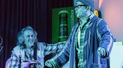 Samstag, 14.3.2020 Uhr – Bukowski zum 100 Geburtstag – Kurt Spielmann und dass kleine Treibhaus